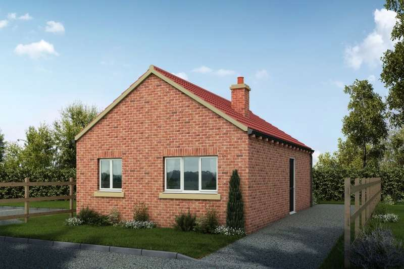 2 Bedrooms Detached Bungalow for sale in Sands Lane, Barmston, Driffield, YO25