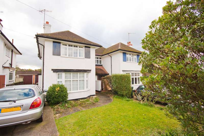 3 Bedrooms Semi Detached House for sale in Oxhey, Watford