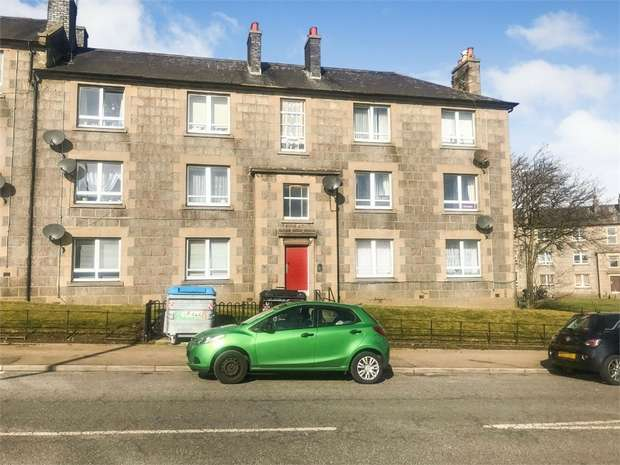 2 Bedrooms Flat for sale in 169 Balnagask Road, Aberdeen