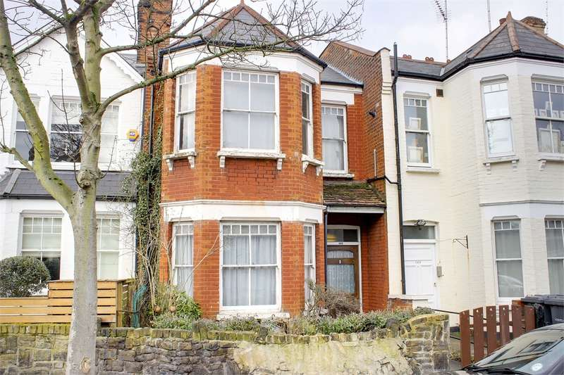 4 Bedrooms Terraced House for sale in Muswell Avenue, Muswell Hill, London