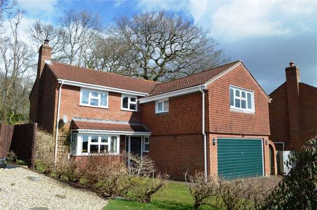 5 Bedrooms Detached House for sale in 7 Wells Close, EXMOUTH, Devon
