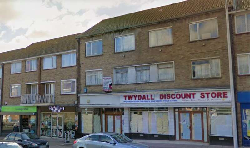 Commercial Property for sale in Twydall Green, Gillingham, Kent, ME8 6XJ
