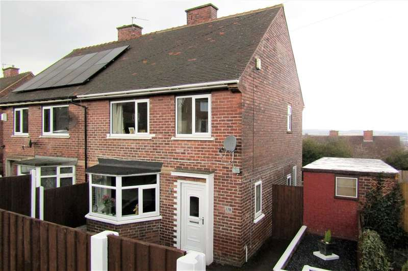 3 Bedrooms Semi Detached House for sale in Laudsdale Road, Rotherham
