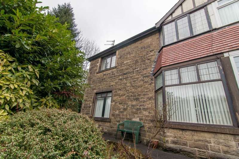 3 Bedrooms Semi Detached House for sale in Bacup Road, Rossendale, BB4