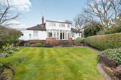 4 Bedrooms Bungalow for sale in St. Martins Road, Marple, Stockport, Greater Manchester