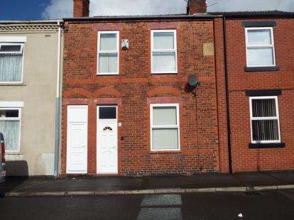 3 Bedrooms Terraced House for sale in Legh Street, Newton-Le-Willows, St Helens, Merseyside