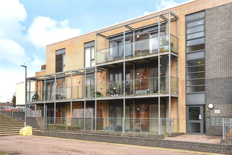 1 Bedroom Apartment Flat for sale in Hunsdon Court, Goddard Drive, Bushey, WD23