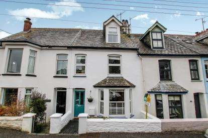 4 Bedrooms Terraced House for sale in Wadebridge, Cornwall, England