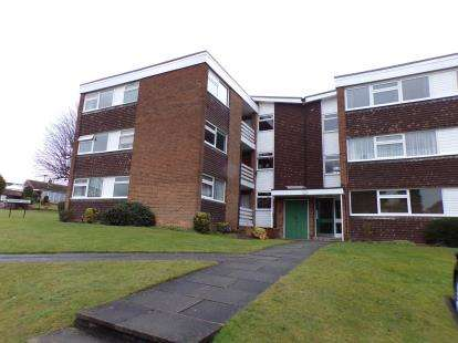 2 Bedrooms Flat for sale in Coleman Court, Grovewood Drive, Birmingham, West Midlands