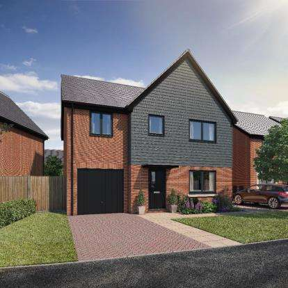4 Bedrooms Detached House for sale in Teviot Grove, Kings Norton, Birmingham, West Midlands
