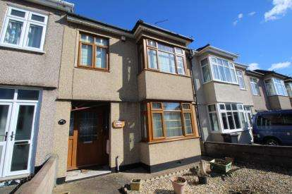 3 Bedrooms Terraced House for sale in Melbury Road, Knowle, Bristol