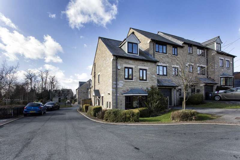 4 Bedrooms End Of Terrace House for sale in 32 Manor House, Flockton, WF4 4AN