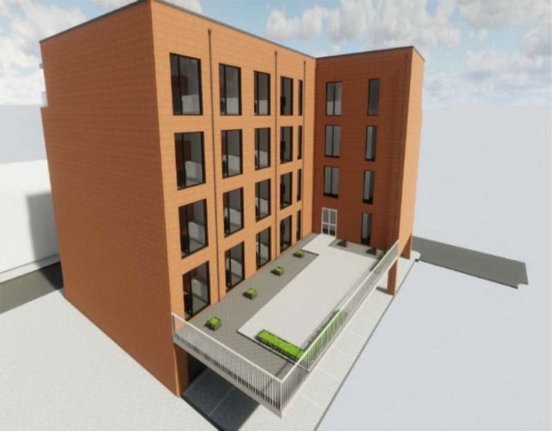 1 Bedroom Apartment Flat for sale in Reference: 95696, Russell Street, Sheffield