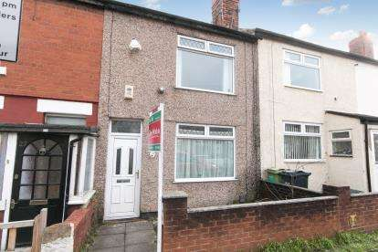 3 Bedrooms Terraced House for sale in Ashfield Road, Ellesmere Port, Cheshire, CH65