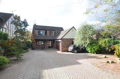 4 Bedrooms Detached House for sale in Far Hall Drive, Heswall, Wirral, CH60