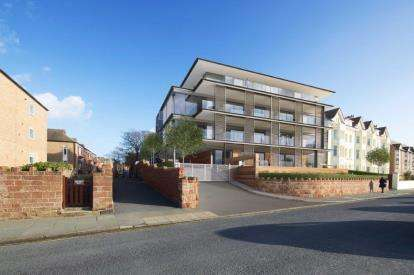 3 Bedrooms Flat for sale in South Parade, West Kirby, Wirral, CH48