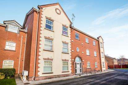 2 Bedrooms Flat for sale in Causeway House, Leasowe Road, Moreton, Wirral, CH46