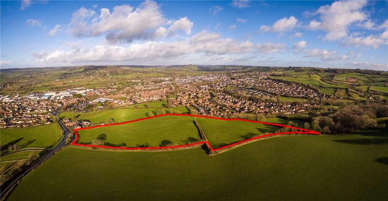 Land Commercial for sale in Land Off Sidmouth Road, Honiton, Devon, EX14