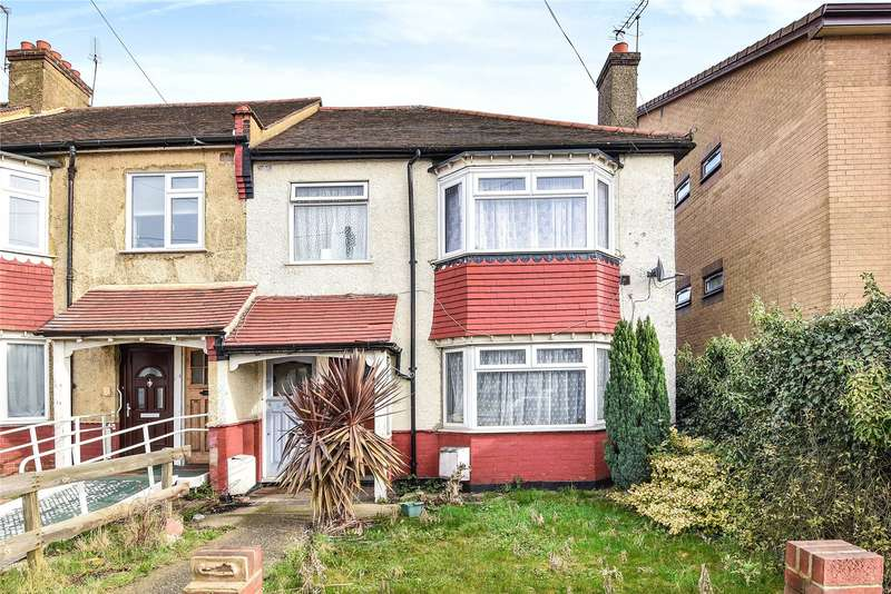 2 Bedrooms Maisonette Flat for sale in Oakleigh Road North, Whetstone