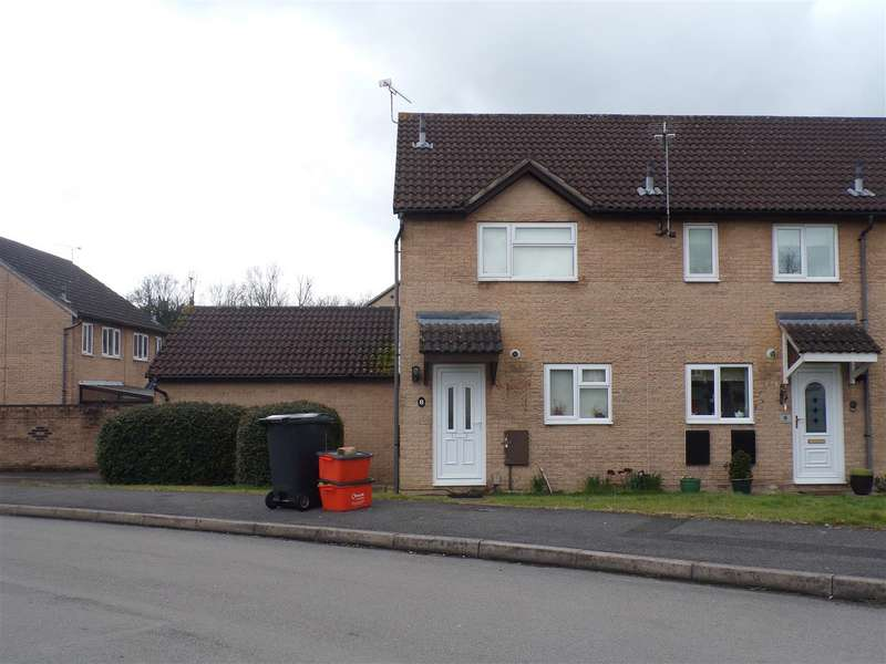 2 Bedrooms Terraced House for rent in Bramwell Close, Stratton, Swindon