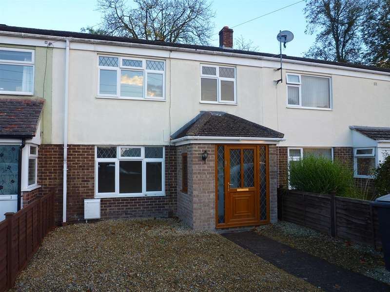 3 Bedrooms Terraced House for sale in Warminster