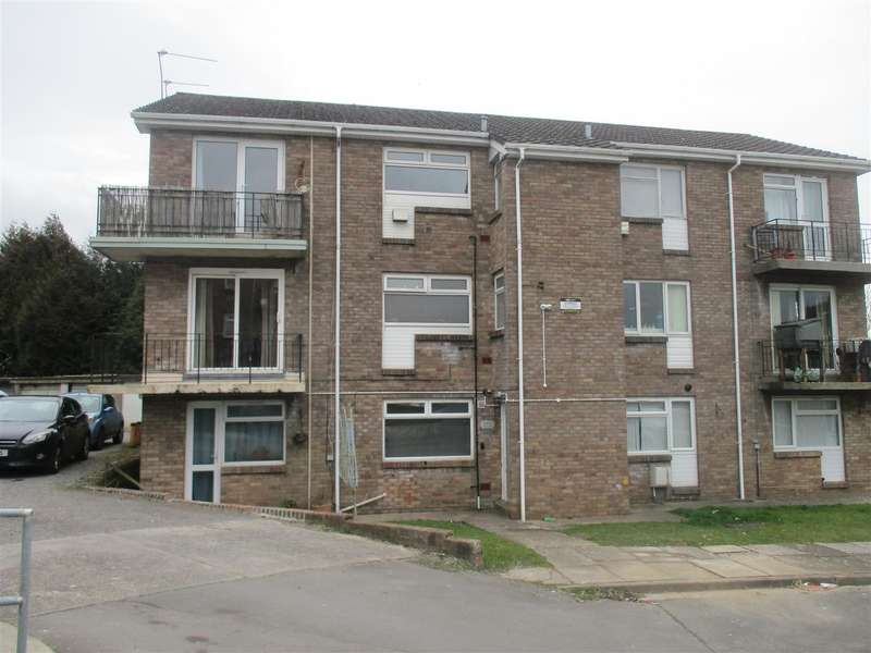 2 Bedrooms Apartment Flat for sale in Greenland Crescent, Fairwater, Cardiff