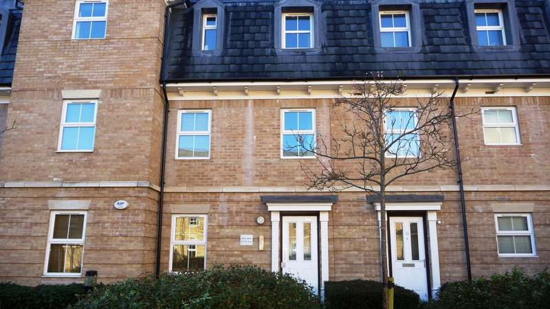 2 Bedrooms Apartment Flat for rent in Falcon Mews, Stanbridge Road, Leighton Buzzard