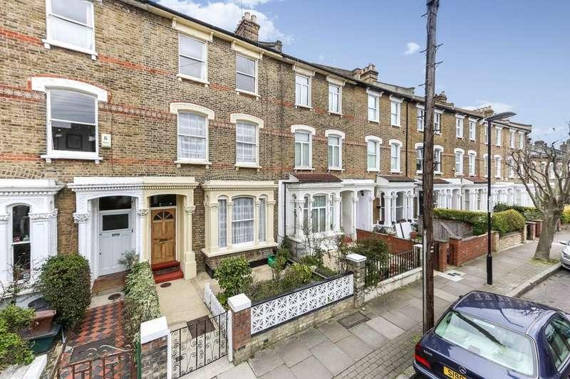 4 Bedrooms Terraced House for sale in Plimsoll Road, London N4
