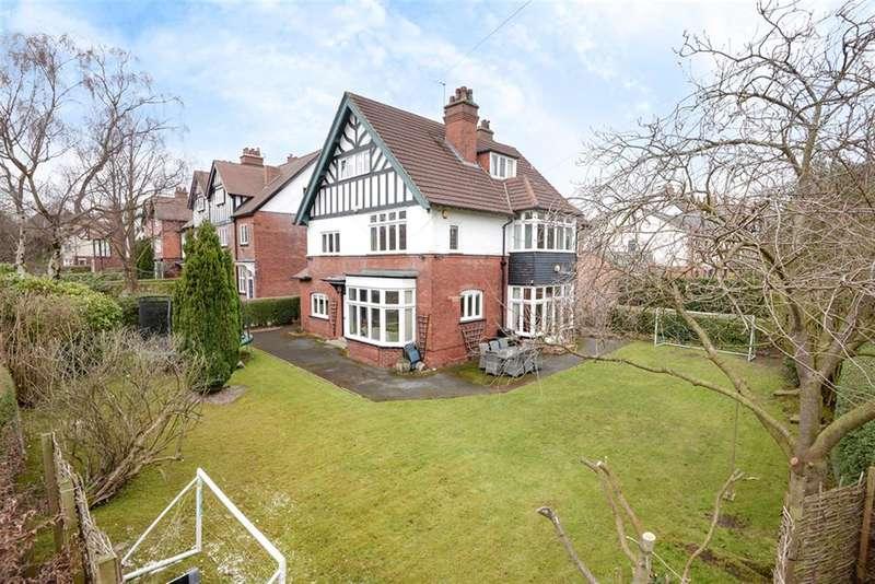 6 Bedrooms Detached House for sale in Lidgett Park Road, Roundhay, Leeds, LS8 1JN