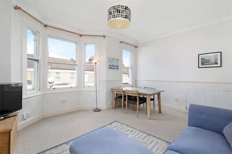 2 Bedrooms Flat for sale in Linnell Road , London , SE5 0NJ
