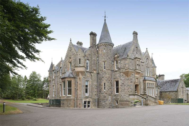 3 Bedrooms Apartment Flat for sale in 9 Lentran House, Lentran, Inverness, IV3