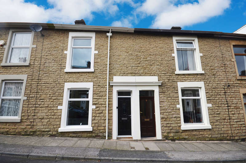 2 Bedrooms Terraced House for sale in Northcote Street, Whitehall, Darwen