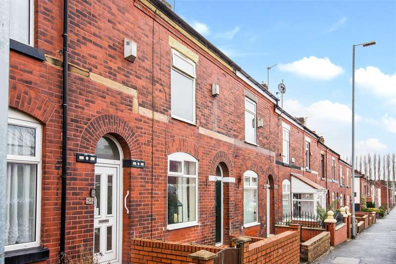 2 Bedrooms Terraced House for sale in Wellington Road, Swinton, Manchester, M27 4BG
