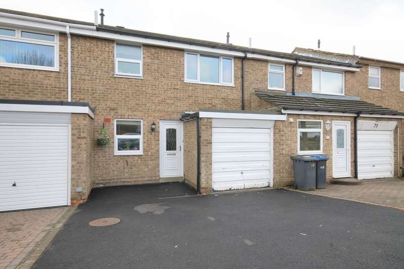 3 Bedrooms Property for sale in Penhill Close, Ouston, Chester Le Street, DH2