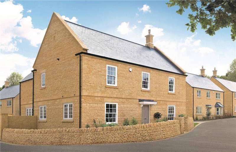 5 Bedrooms Detached House for sale in Fereby Close, Off Station Road, Chipping Campden, Gloucestershire, GL55