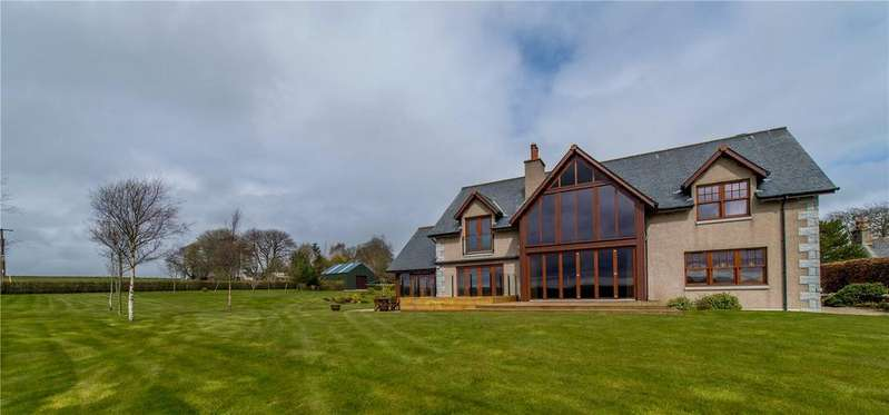 5 Bedrooms Detached House for sale in Fareview, Kinmuck, Inverurie, Aberdeenshire, AB51