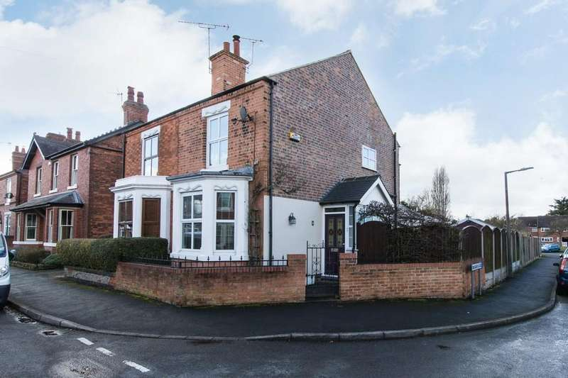 3 Bedrooms Semi Detached House for sale in Maxwell Street, Breaston