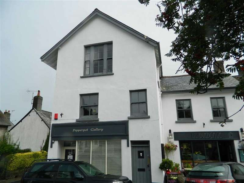 3 Bedrooms Apartment Flat for sale in The Square, Chagford, Newton Abbot, Devon, TQ13