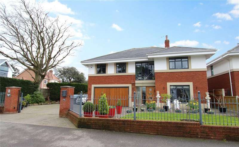 4 Bedrooms Detached House for sale in Flaghead Road, Canford Cliffs, Poole, Dorset, BH13