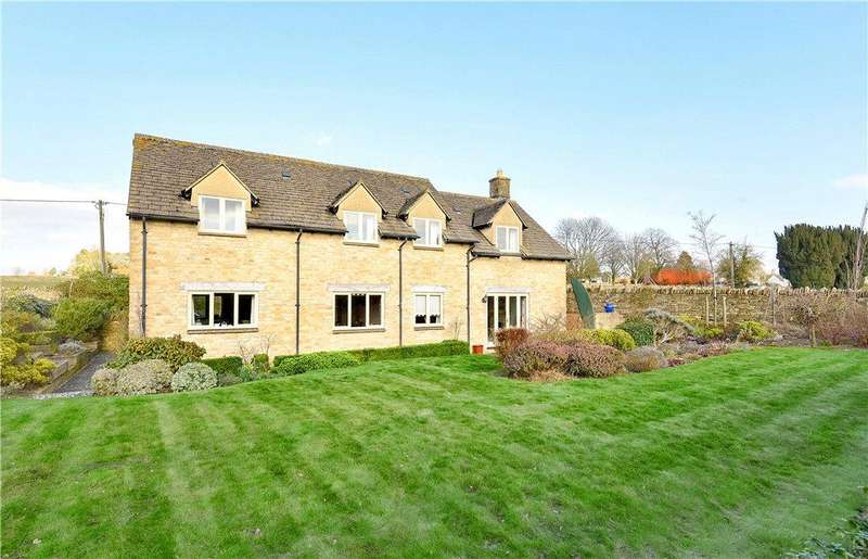 4 Bedrooms Detached House for sale in Chadlington Barns, Chapel Road, Chadlington, Oxfordshire, OX7