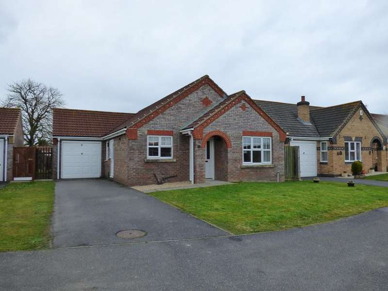 3 Bedrooms Detached Bungalow for rent in Stones Close, Hogsthorpe, Skegness