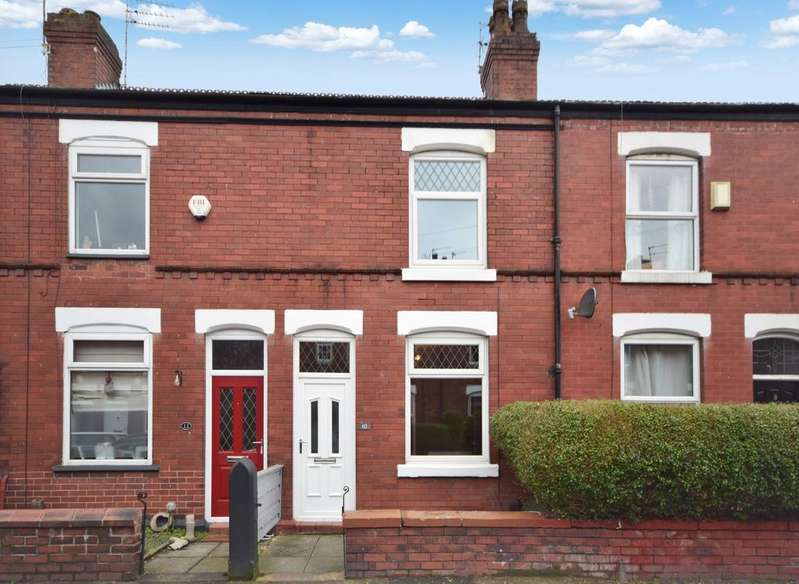 2 Bedrooms Terraced House for sale in Birchfield Road, Cheadle Heath