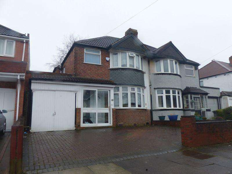 3 Bedrooms House for sale in Inchcape Avenue, Birmingham
