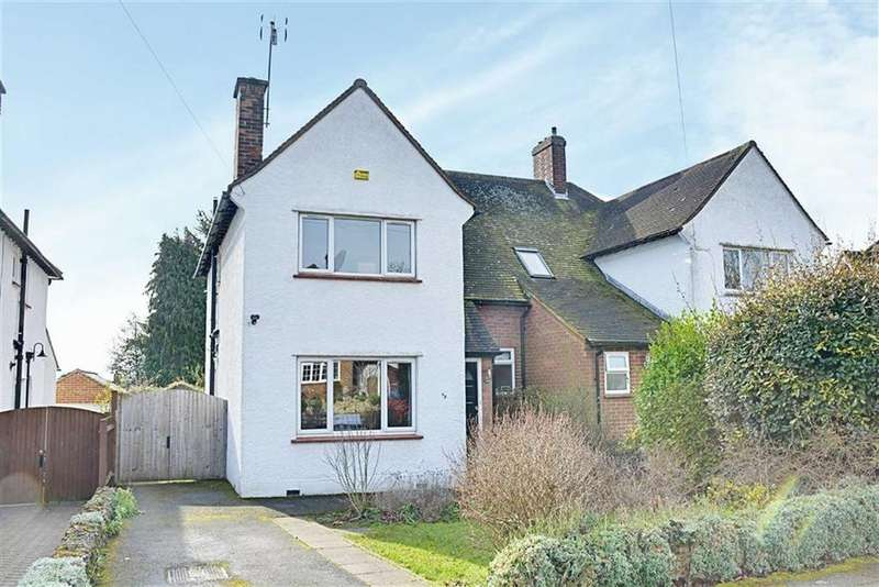 3 Bedrooms Semi Detached House for sale in Fordwich Rise, Hertford, SG14