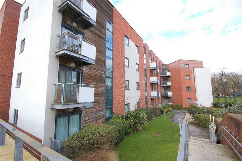 2 Bedrooms Apartment Flat for sale in Wilmslow Road, Didsbury, Manchester, M20