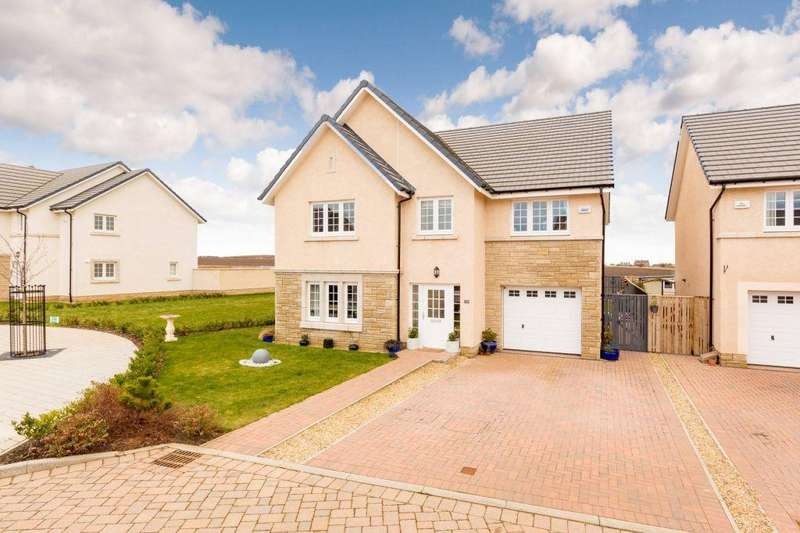 5 Bedrooms Detached House for sale in 33 Moffat Place, North Berwick, East Lothian, EH39 4SD