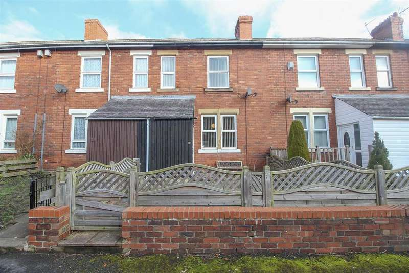 2 Bedrooms Terraced House for sale in Richmond Terrace, Walbottle, Newcastle Upon Tyne