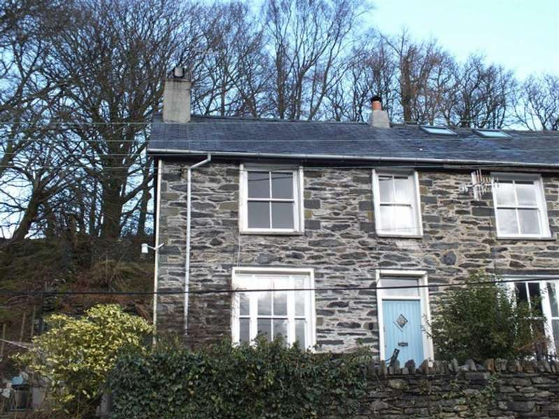 2 Bedrooms Cottage House for rent in Bron Derw, Dolwyddelan, Conwy