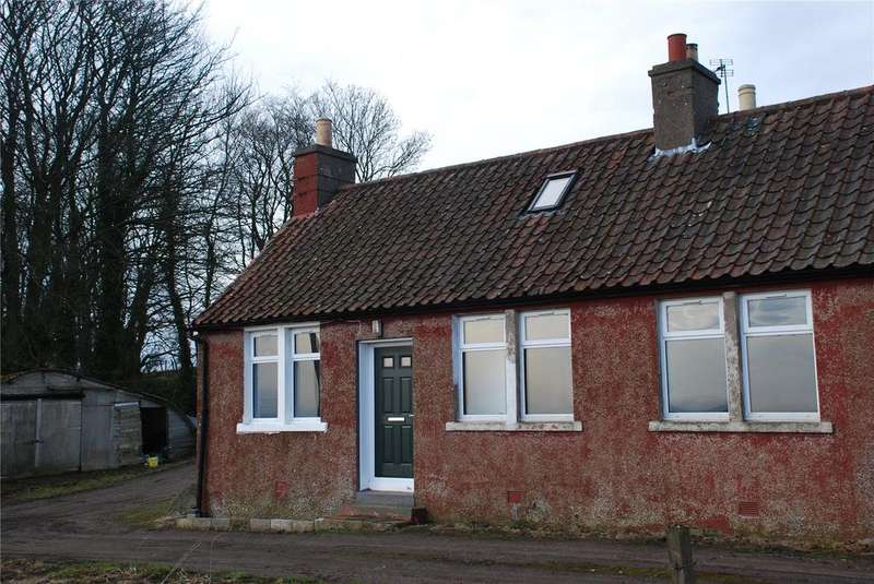2 Bedrooms Semi Detached House for rent in North Cottage No.1, Kilmux, Leven, Fife, KY8