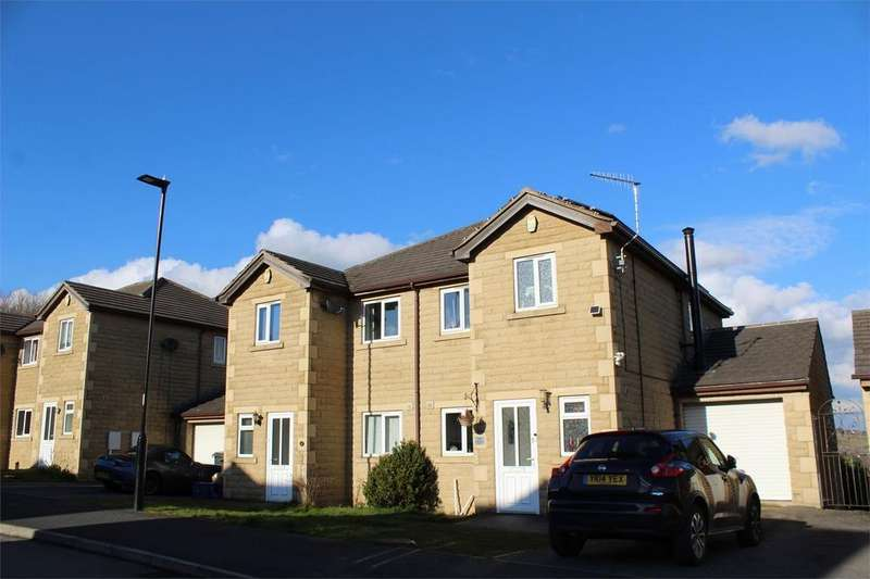 4 Bedrooms Semi Detached House for sale in Ridge View Drive, SHEFFIELD, South Yorkshire